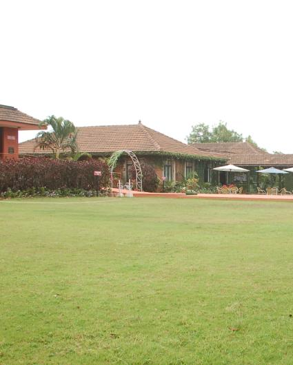 The International Centre,Goa