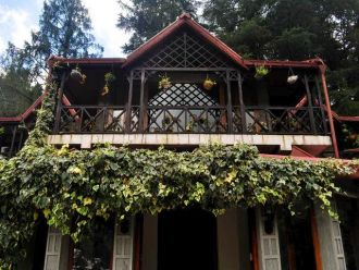 The Hive (jim Corbett?s Childhood Home )