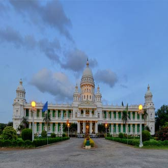 The Lalitha Mahal Palace Hotel