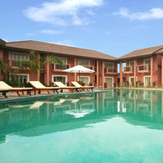 The Golden Crown Hotel & Spa Colva Goa