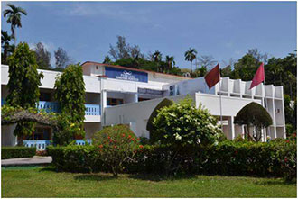 Peerless Sarovar Portico, Port Blair