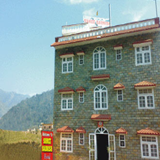 Shree Badrish Hotel