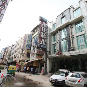 Hotel Aura (near Connaught Place)