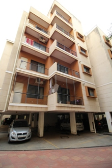 Satya Comforts Serviced Apartments