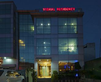 Hotel Vishal Residency (near Airport)