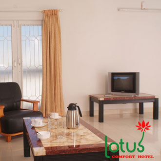Lotus Suite Rooms - Service Apartment website