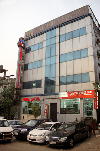 Hotel Dakha International