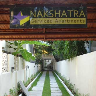 Nakshatra Serviced Appartment - Cenatoph Road