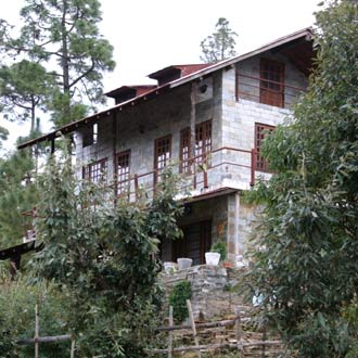 Frozenwoods ( Holiday Homes/ 45 Km From Nainital )