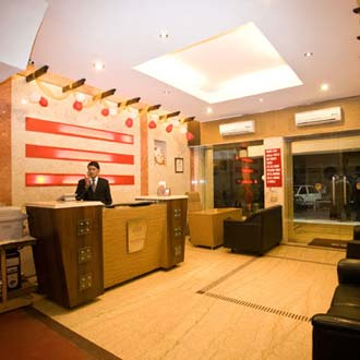 Hotel City Heart Residency, Chandigarh