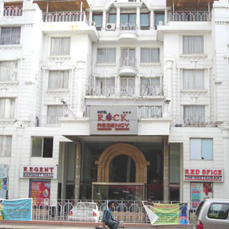 Hotel Best Western Rock Regency