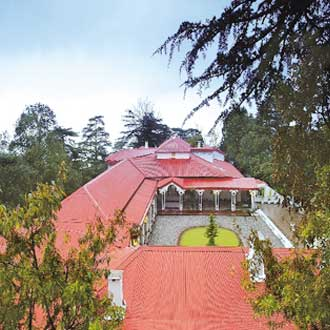 The Claridges Nabha Residence - Heritage Property