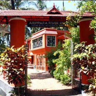 Aripara River Resort booking