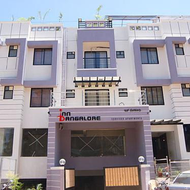 Inn Bangalore Serviced Apartments (marathalli)