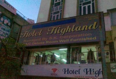 Hotel Highland booking