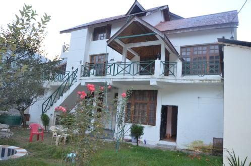 Green Cottages Manali