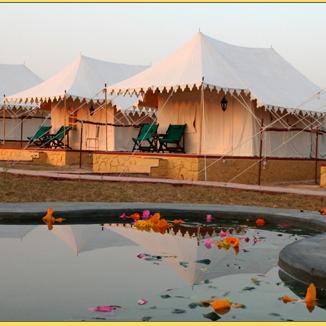 Mirvana Nature Resort (55 Km Before Jaisalmer)