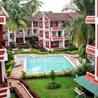 Carmo Lobo Beach Apartments GOA
