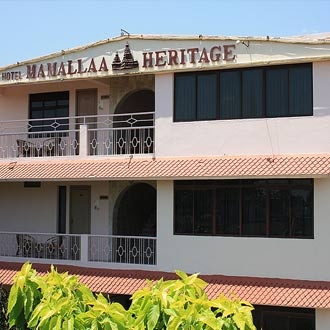 Mamallaa Heritage (next To Arjuna Penance)