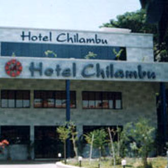 Hotel Chilambu (90 Kms from Nagapattinam)