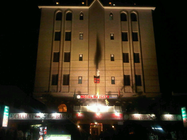 Hotel Suncity International