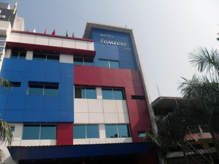 Hotel Gulzar Towers