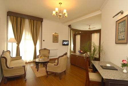Arif Castles Hotel, Mallital, Deluxe Suite A/C - Holidays
