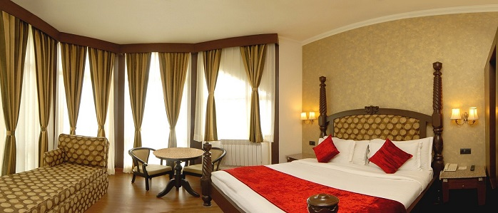 Arif Castles Hotel, Mallital, Super Deluxe Room with Lunch  Dinner