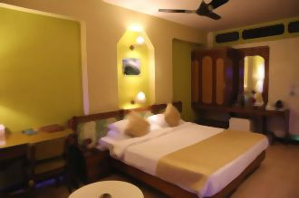 Super Deluxe Single Room With Breakfast