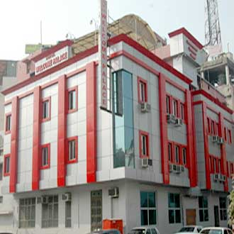 Hotel Welcome Palace, Karolbagh