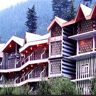 Hotel Glacier Resort