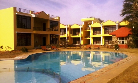 Sariska Tiger Heaven ( Itc Welcomgroup)