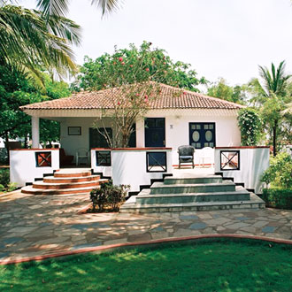 Dona Sylvia Beach Resort Goa