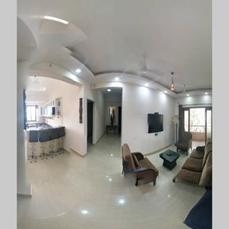 Private 3 Room Serviced Apartment In Mapusa