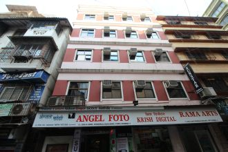 TG Stays Sonawala Building MUMBAI