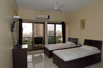 Trustedstay Serviced Apartments In Goregaon East MUMBAI
