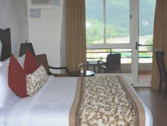 The Bungalows River Front, Rishikesh