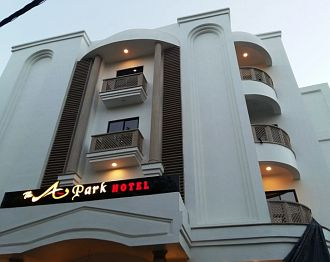 The A Park Hotel, Gwalior