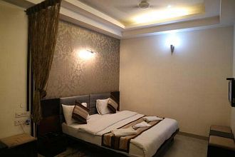 TG Rooms Airport Zone Mahipalpur 1 NEW DELHI