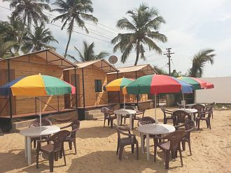 Spring Beach Cottage GOA