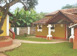 Serviced Villa At Aldona GOA