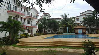 Blue Resort 2BHK GOA