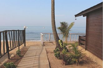 Vista Praia Anjuna Cottage GOA