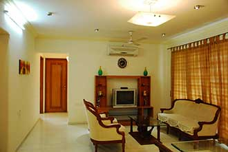 STAYMATRIX Service Apartment @ Kalanagar, Bandra East(924) MUMBAI