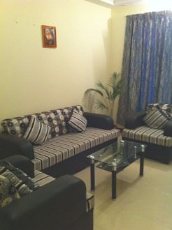 STAYMATRIX Service Apartment @ Kandivali West(927) MUMBAI