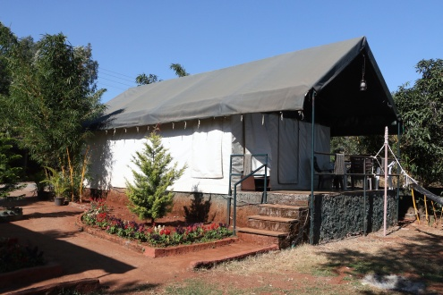 Alliance Tents & Accommodations