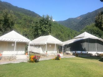 Tatva Bir Tents & Resort, Palampur