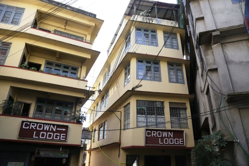 Crown Lodge, Kalimpong