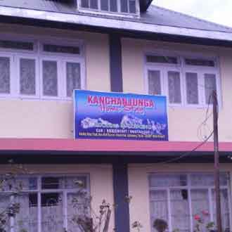 TG Stays Golf Ground, Kalimpong