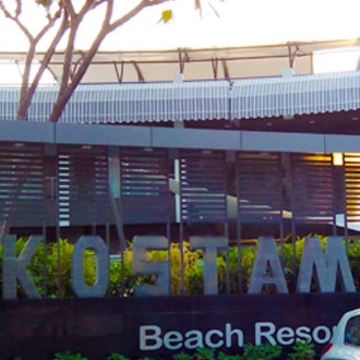 Kostamar Beach Resort, Diu
